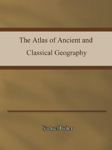 Atlas of Ancient Geography-Samuel Butler, D.D.