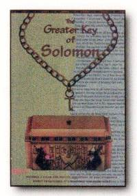 The Greater Key of Solomon-S.L. MacGregor Mathers (translator)