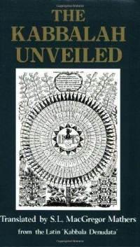 The Kabbalah Unveiled-S.L. MacGregor Mathers
