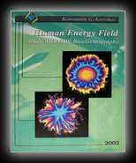Human Energy Field Study with GDV Bioelectrography