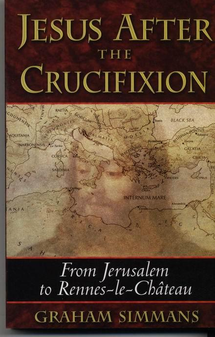 Jesus After The Crucifixion-Graham Simmans