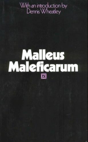 The Malleus Maleficarum-Heinrich Kramer